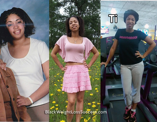 ti weight loss story