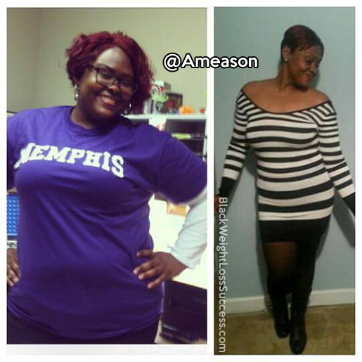 ariel weight loss story