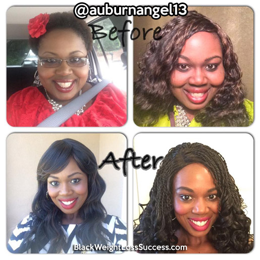 aurielle weight loss