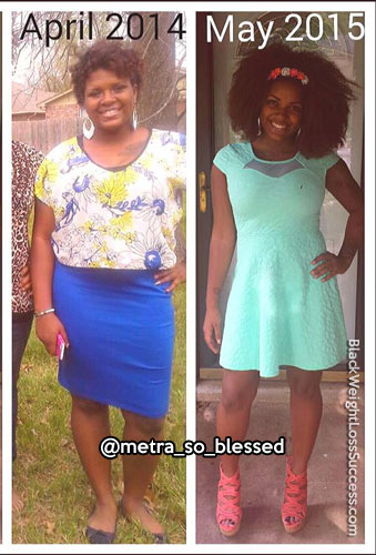 demetra weight loss story