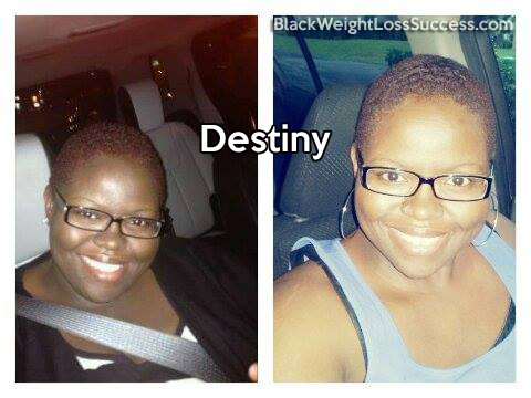 destiny weight loss
