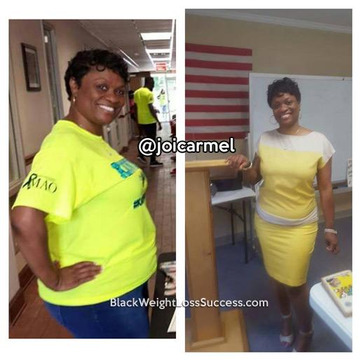 joi weight loss story