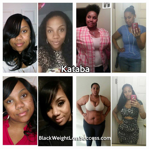 kataba before and after