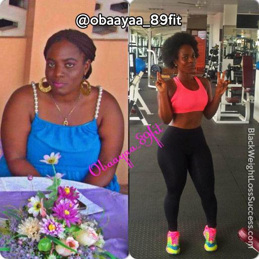 obaayaa before and after