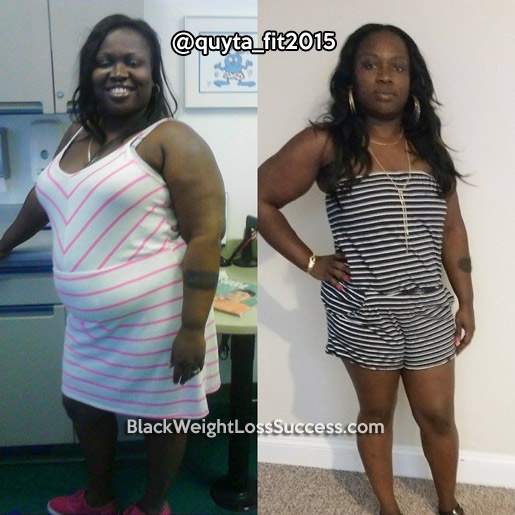 quita transformation before and after