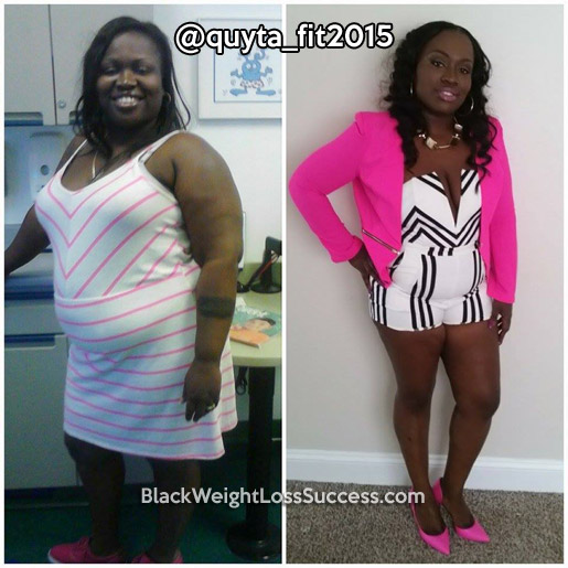 quita weight loss story