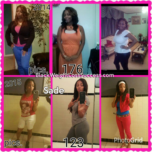 sade before and after