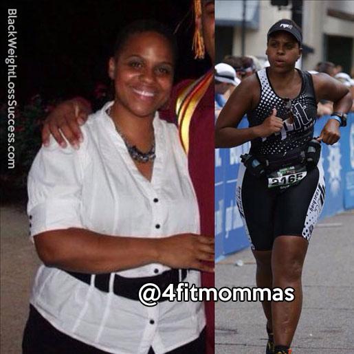 safari weight loss transformation