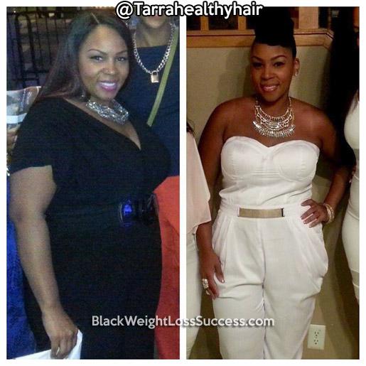 tarra weight loss story