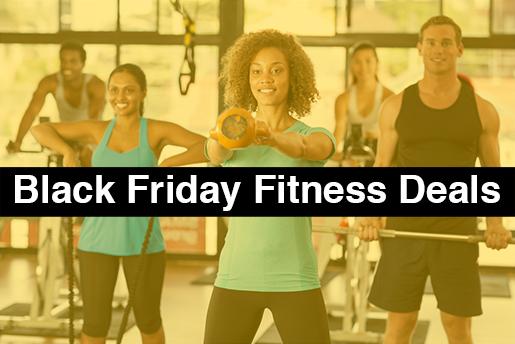 black friday fitness deals
