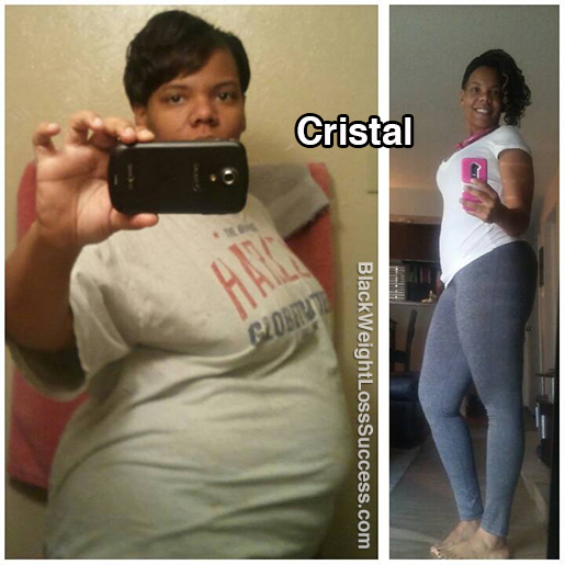 cristal weight loss