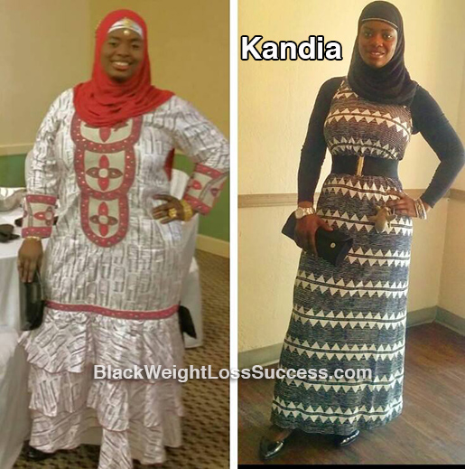 Kandia weight loss