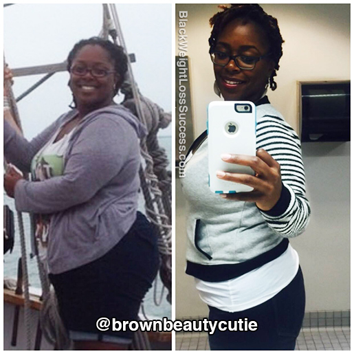 kayla weight loss story