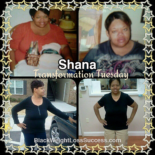 shana before and after
