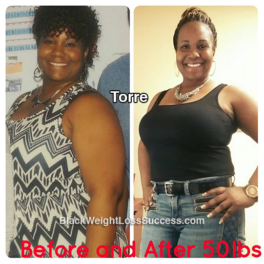 torre weight loss