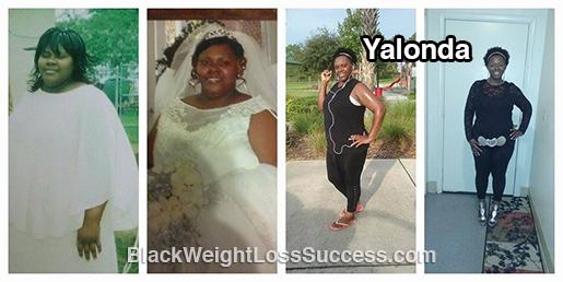 yalonda weight loss story