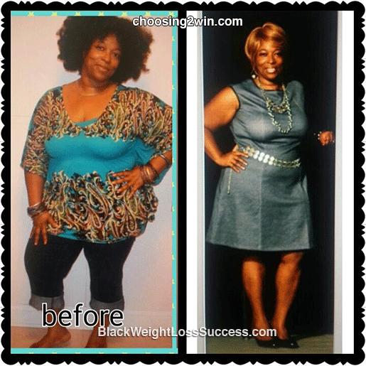 BCassandra weight loss