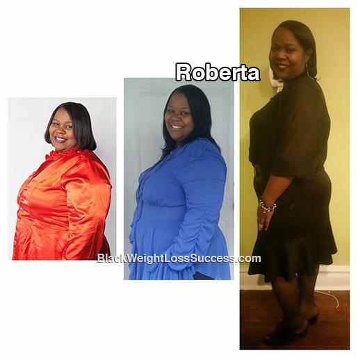 Roberta weight loss story