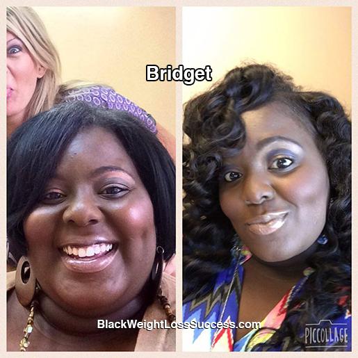 bridget weight loss