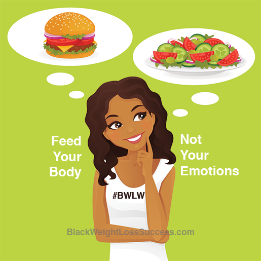 feed your body not your emotions