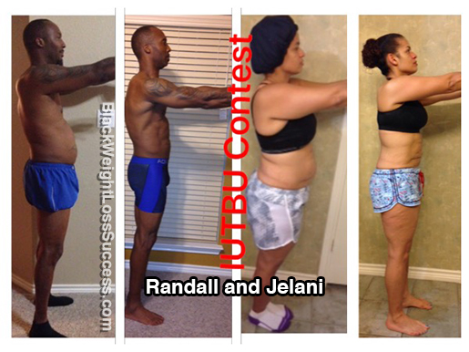 jelani and randall