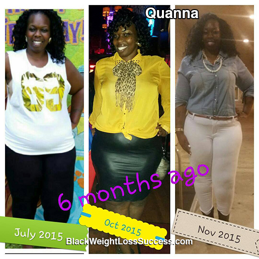 quanna before and after