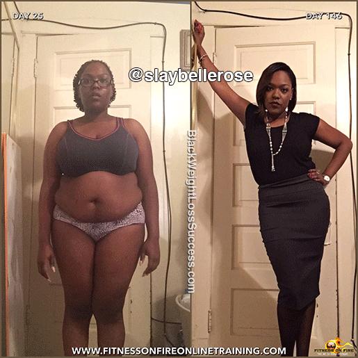 rashonda before and after