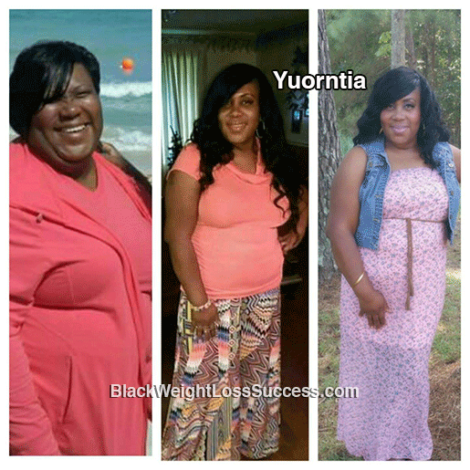 yuorntia before and after
