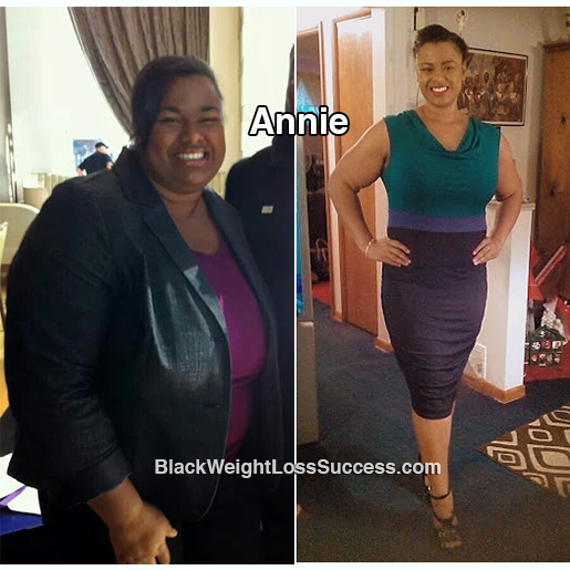 annie weight loss story