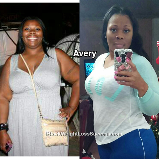 avery before and after