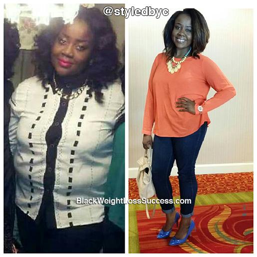 carina weight loss story