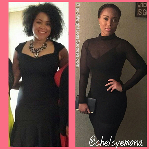 chelsye weight loss story