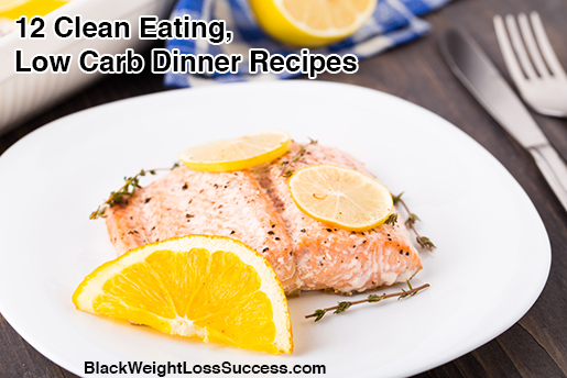 clean eating low carb dinner