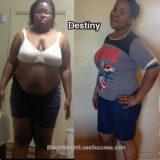 destiny before and after