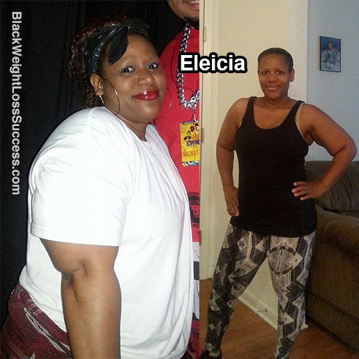 eleicia before and after