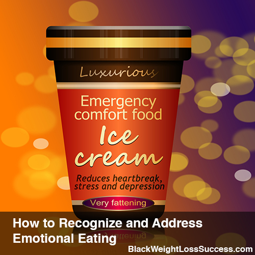 recognize emotional eating