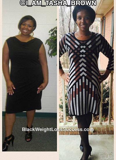 latasha weight loss story