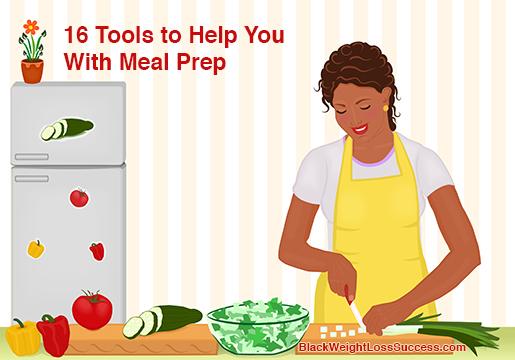 16 meal prep tools