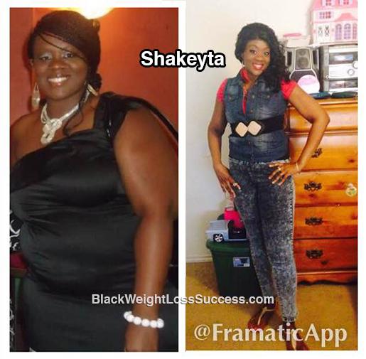 shakeyta weight loss