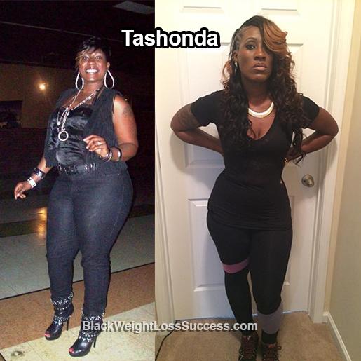 tashonda weight loss