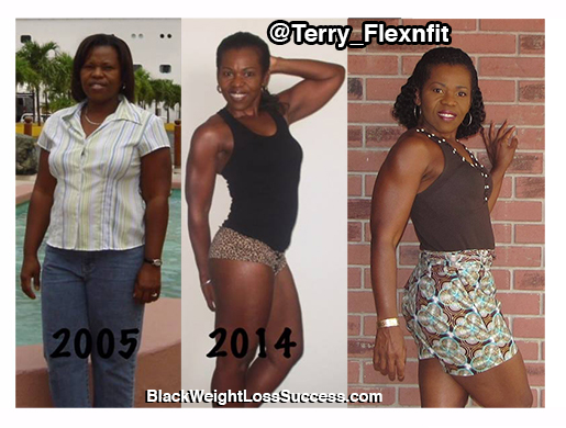 terry before and after