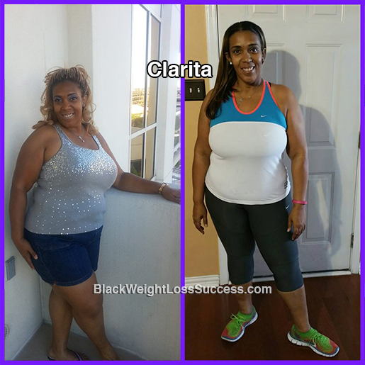 clarita before and after