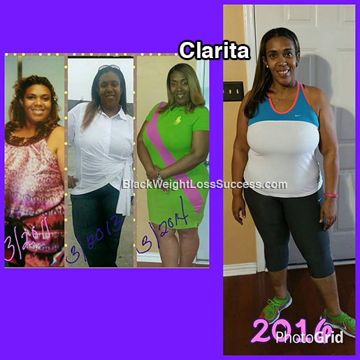 clarita weight loss story