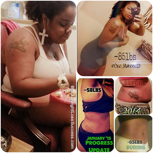 Cre weight loss