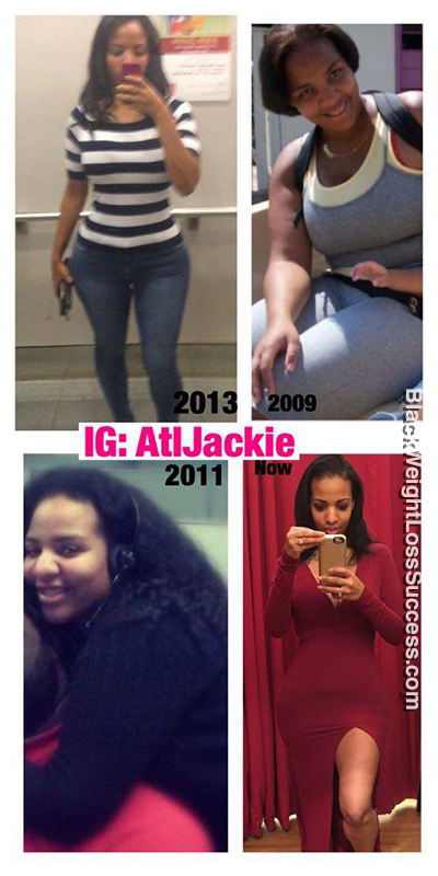 jackie weight loss story