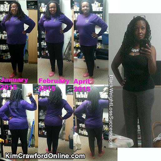 kimberly weight loss
