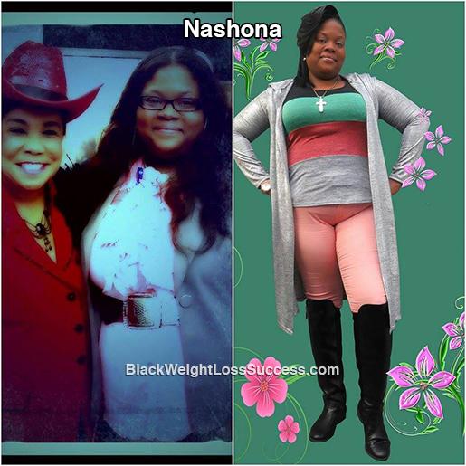 nashona weight loss
