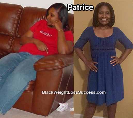 patrice weight loss story
