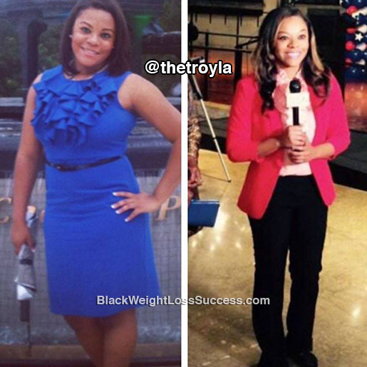 troy weight loss