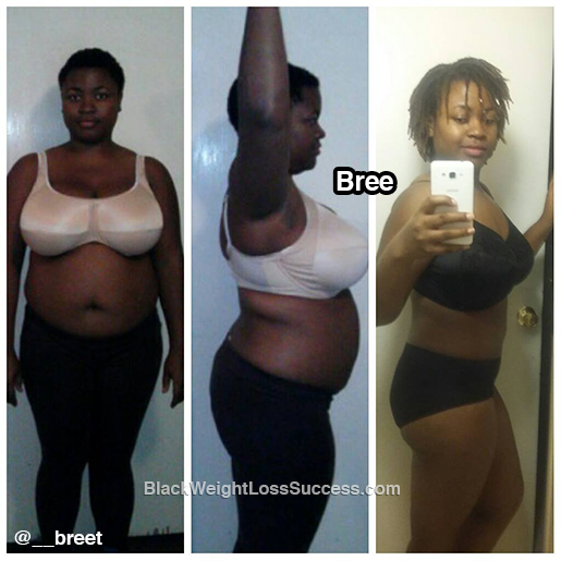 bree weight loss story